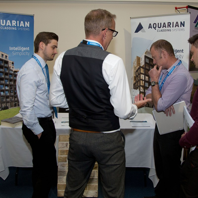 Seven Oaks attends the Explore Offsite South West Conference in Exeter